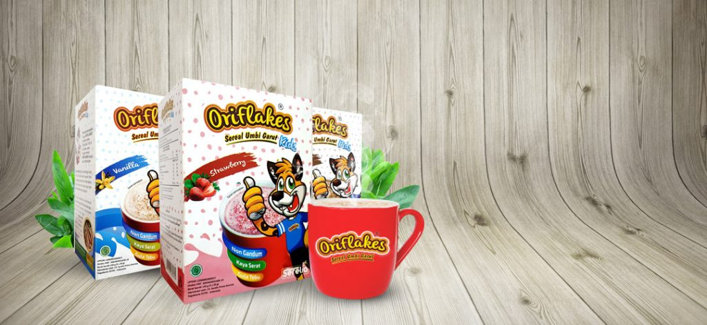 Oriflakes Untuk Anak